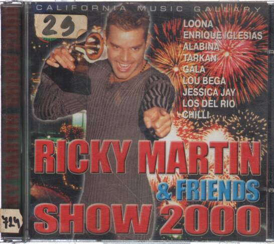 Ricky Martin & Friends - Show 2000