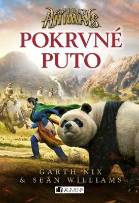 Garth Nix - Spirit Animals 3 – Pokrvné puto
