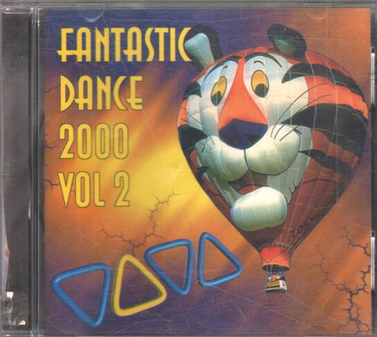 Various - Fantastic dance 2000 vol. 2